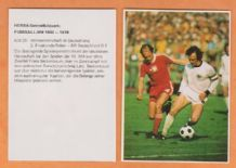 Poland v West Germany 1974 World Cup (42) Beckenbauer